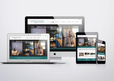 Site web – David Dalidec
