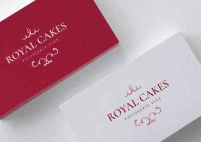 Logotype – Royal Cakes