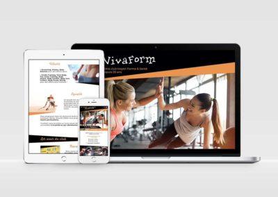 Webdesign – Vivaform