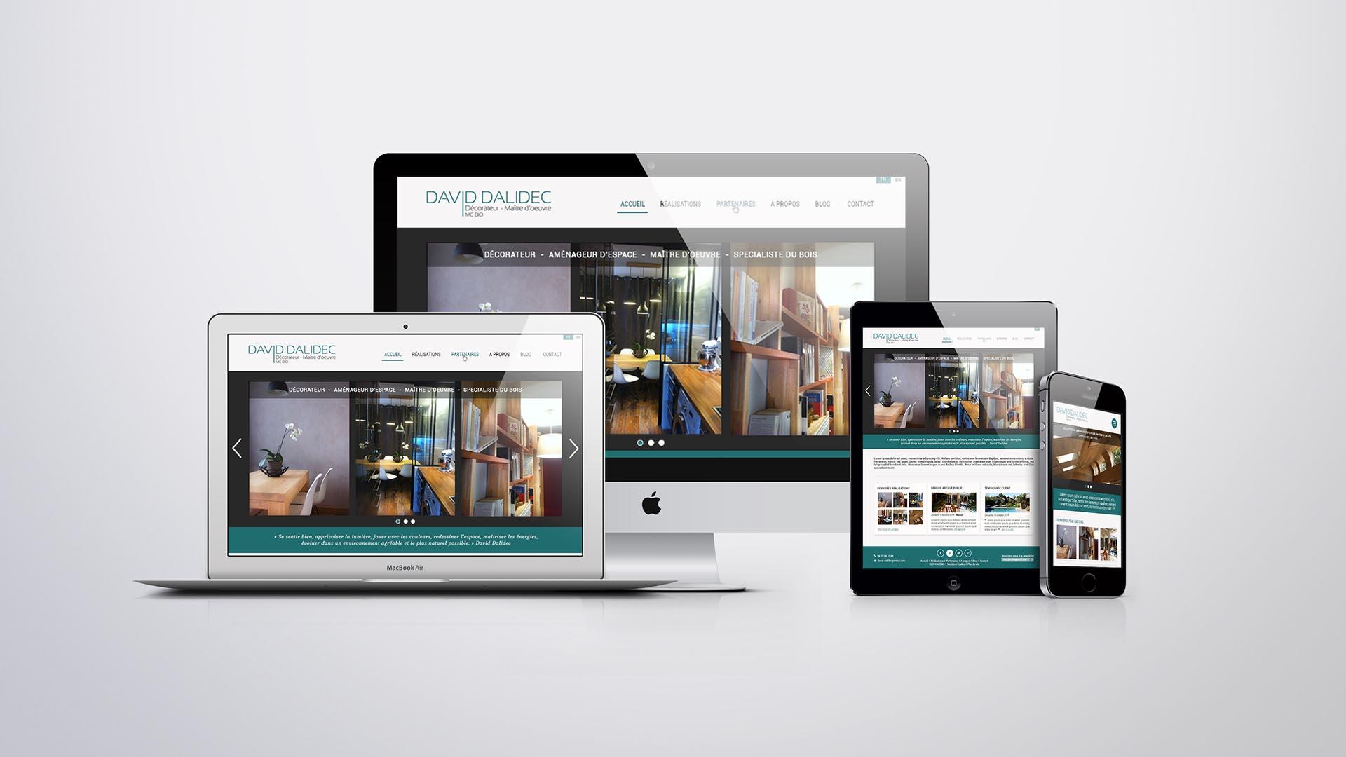 developpement site web troyes david dalidec