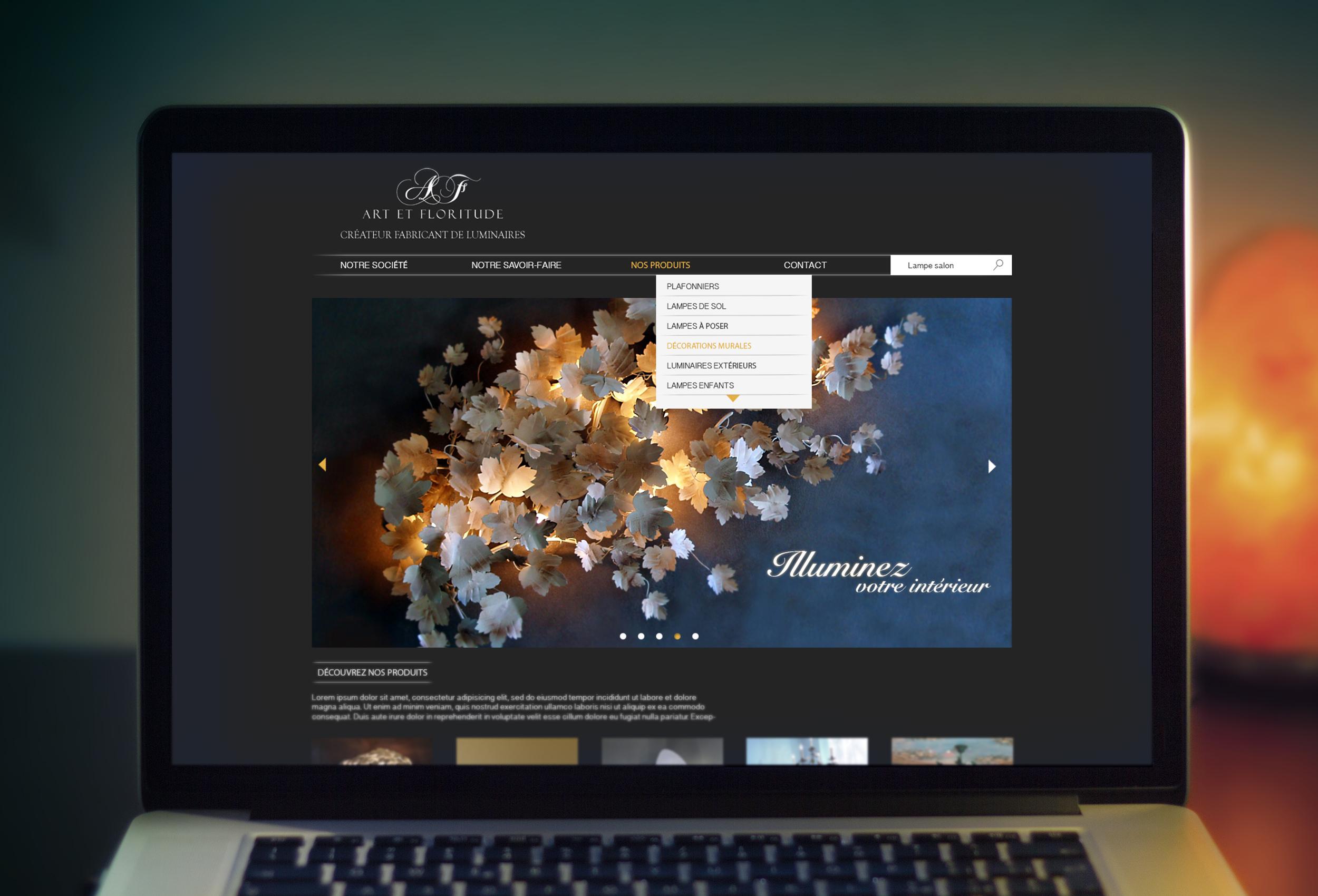 webdesign création de site web troyes