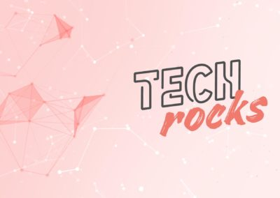 Habillage Webinar – Tech Rocks