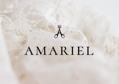 Identité visuelle – Amariel