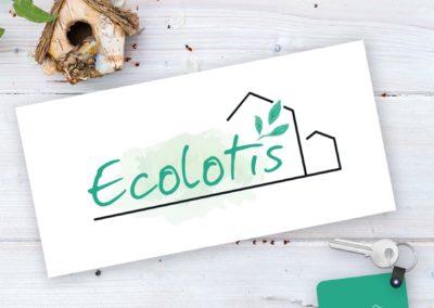 Identité visuelle – Logo – Ecolotis